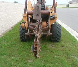 Roadway Trenching, Drilling, Boring, and Sawing Contractors in South